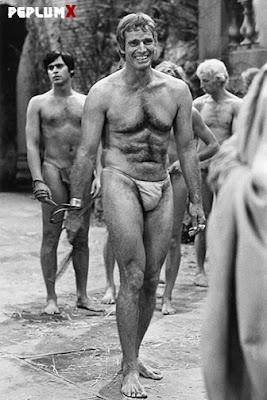 Charlton Heston Nudity