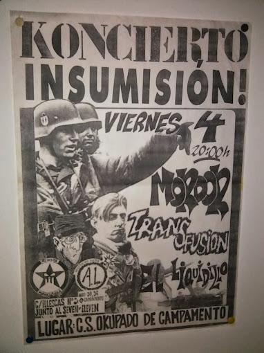 OKUPA CAMPAMENTO - 1994