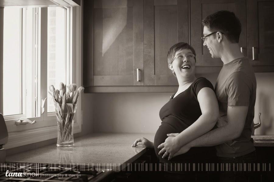kingston maternity photography