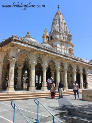 Magnificent architecture of Sudamapuri Temple