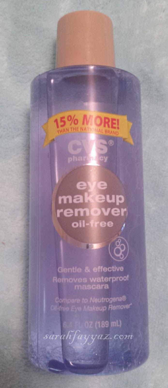 My favorite CVS brand Eye Makeup Remover (Iu0026#39;ve gone through multiples)