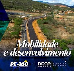 É mais uma ação de Diogo Moraes