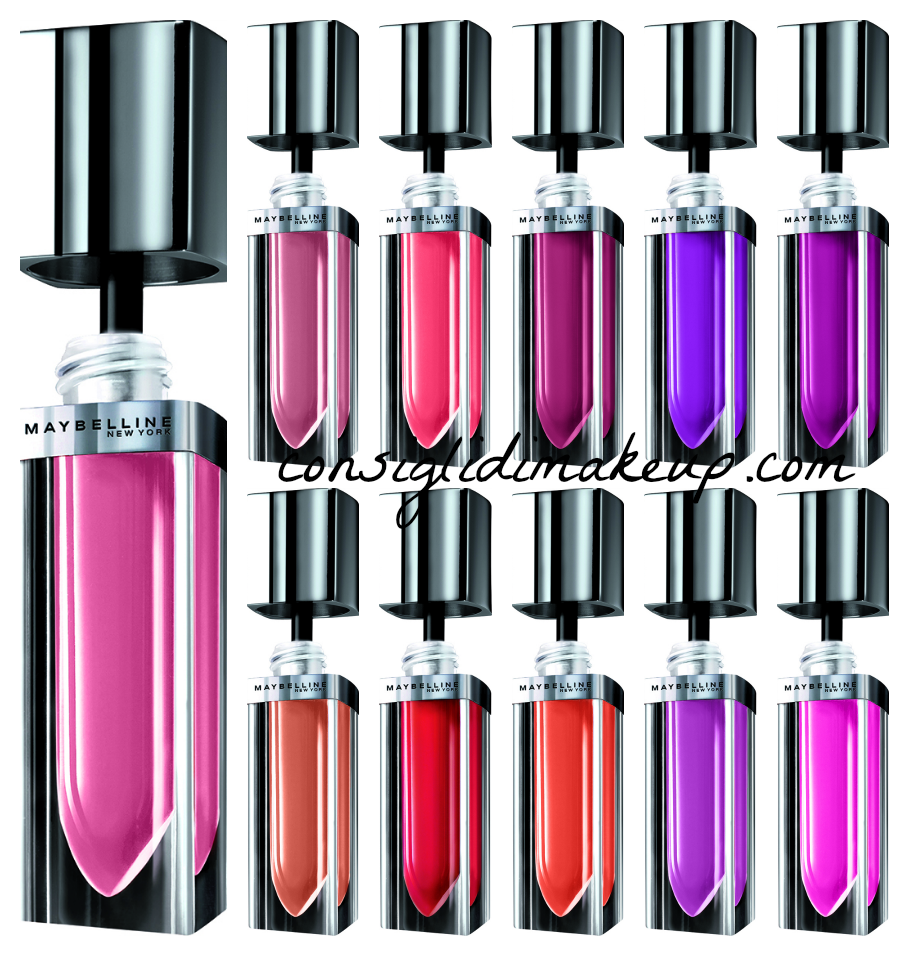 maybelline colour elixir