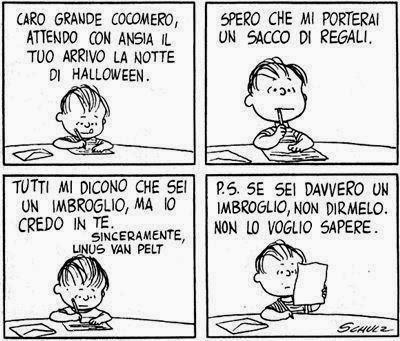 Immagini Natale Linus.Maison Cataratta Lettera A Babbo Natale 2013