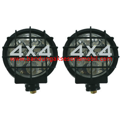 Lampu Rally 4x4 Led Putih