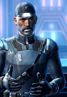 Dromund Kaas Bounty Contract