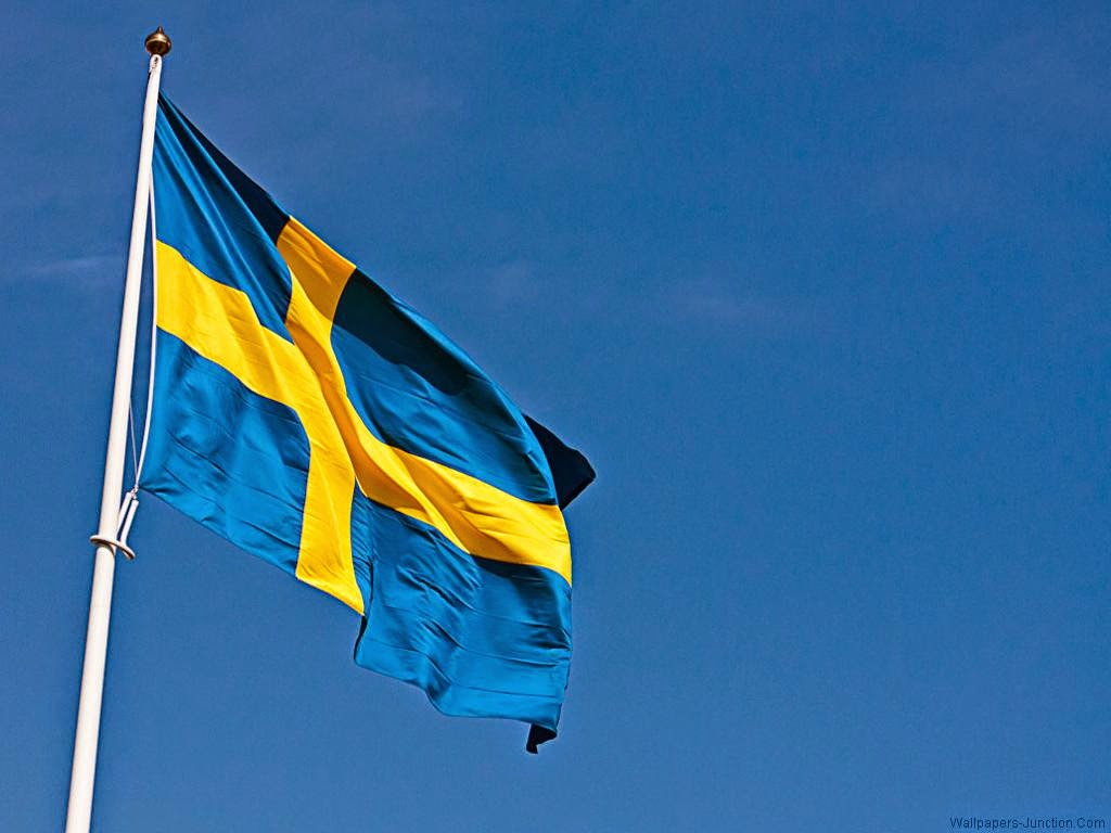 sweden flag and meaning