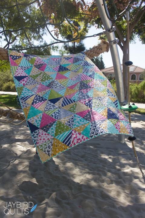 Stereo Quilt Jaybird Quilts