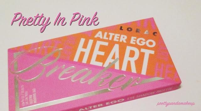 Lorac Heartbreaker Alter Ego palette