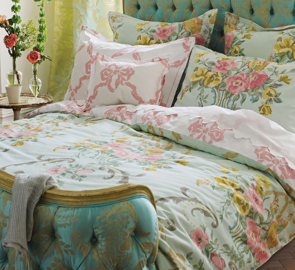 Vintage Bedding Collections