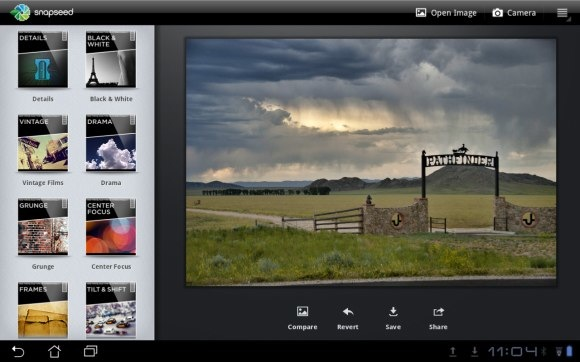 google snapseed bakal saingi instagram