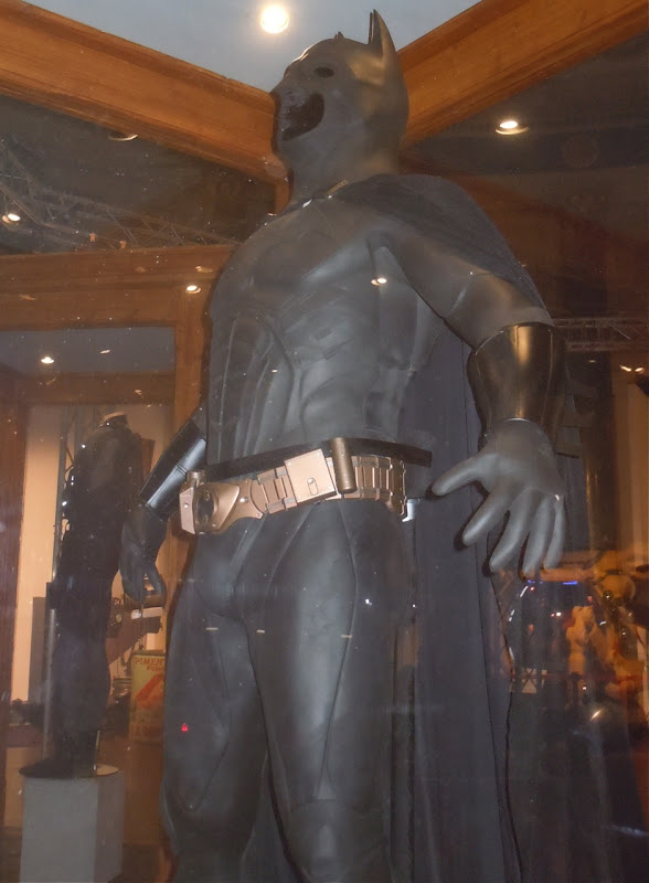 Batman Begins movie costume