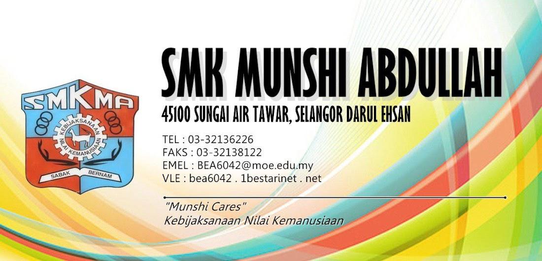 SMK MUNSHI ABDULLAH
