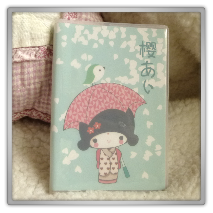Blippo haul review shoplog kawaii kokeshi notebook mini model 3 umbrella review