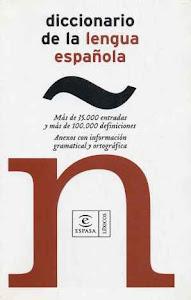 Diccionario+de+la+Lengua+Espa%C3%B1ola