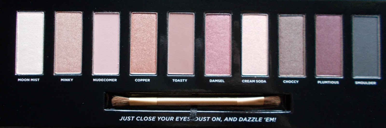 Soap and Glory The Perfect Ten eyeshadow palette  Christmas 2015
