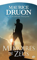 Les Memoires de Zeus - Maurice Druon