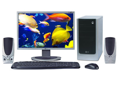 What is Desktop computer?