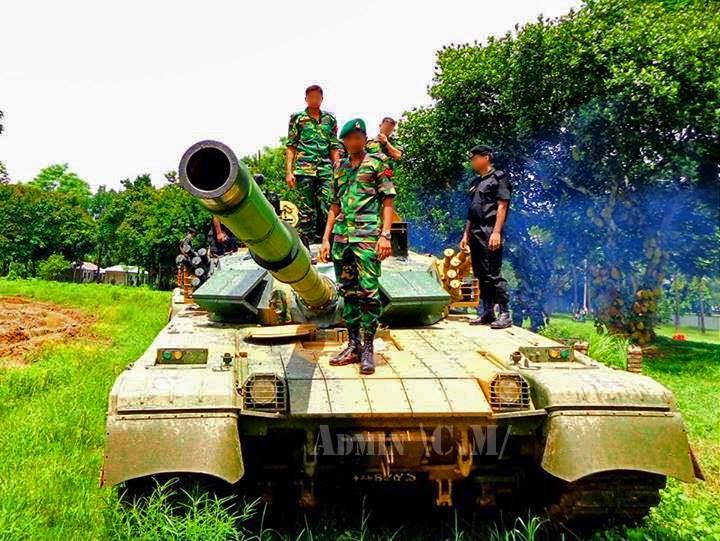 MBT-2000 Tank