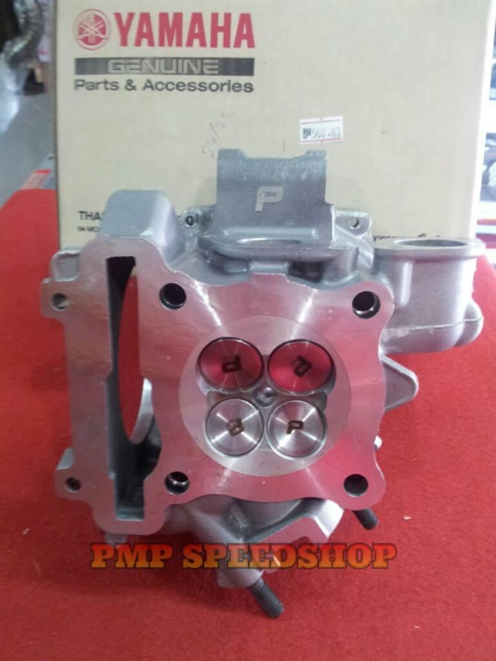 Head Racing Lc135 Racing Cylinder Head Assy