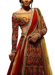 phulkari suits designs