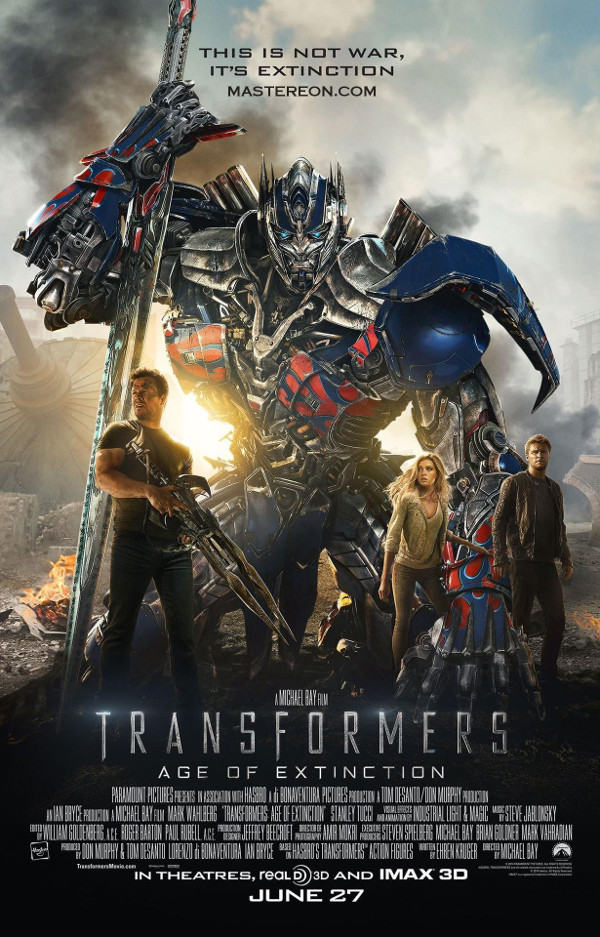 download film Transformers: Age of Extinction [2014] gratis