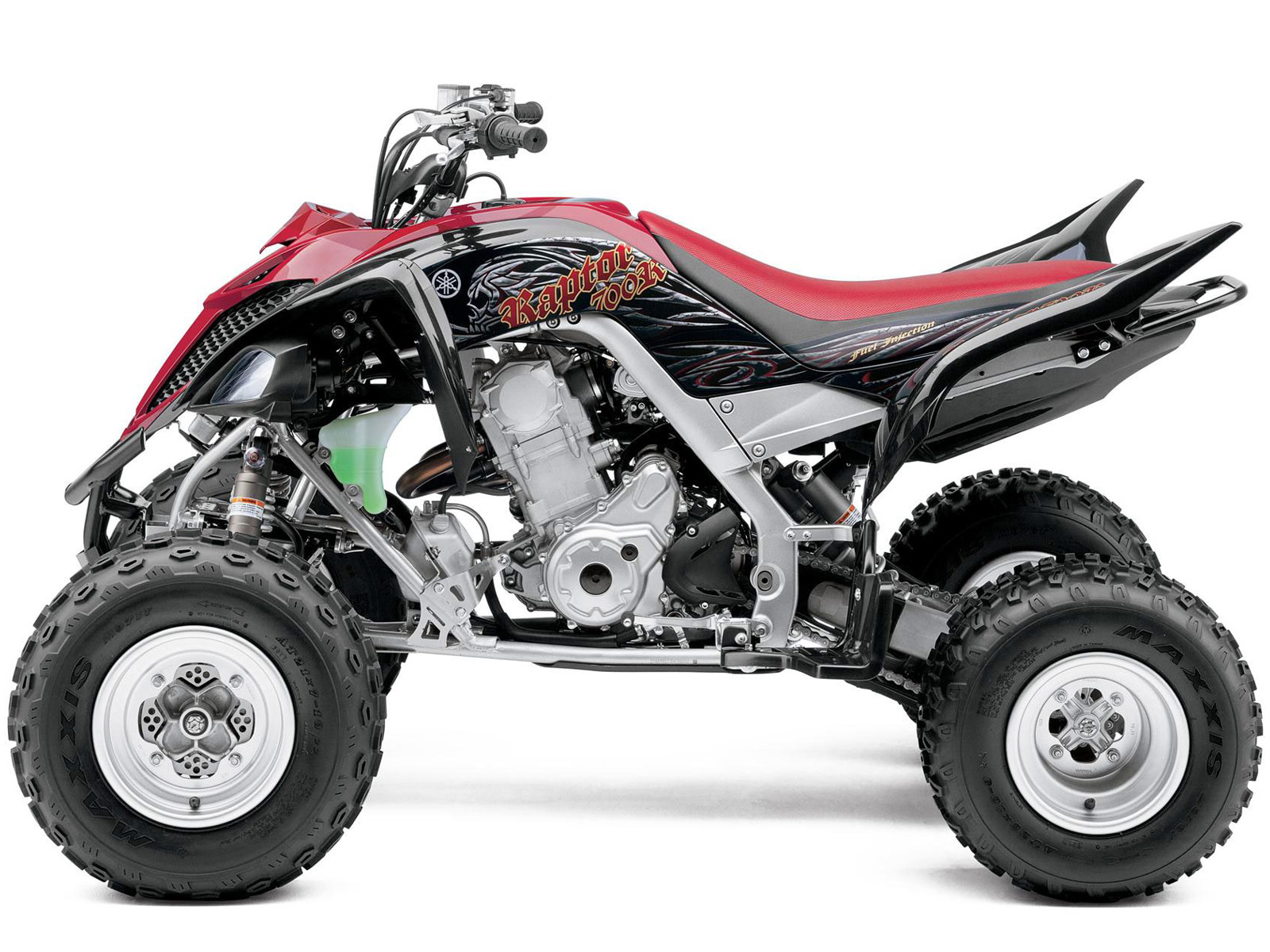 yamaha atv pictures 2013 raptor 700r se specifications
