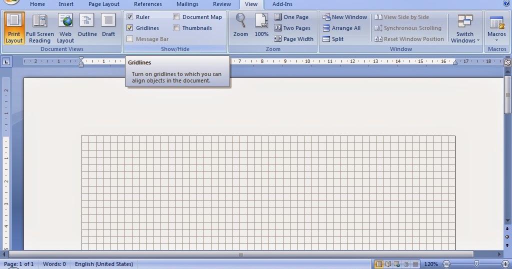 Cara membuat bangun datar dengan gridlines dengan ms word fungsi cara membuat bangun datar dengan gridlines dengan ms word fungsi shapes dan gridlines tutorial komputer ccuart Choice Image