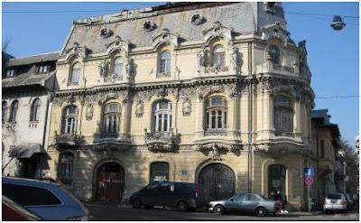 Casa curtezanei Mita Biciclista