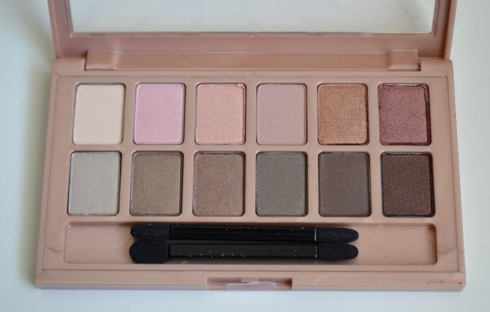 The blushed nudes maybelline review pic 81