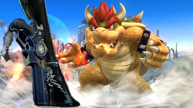 Se presenta Bayonetta para Super Smash Bros 1