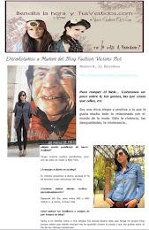 Entrevista en Tusvestidos.com