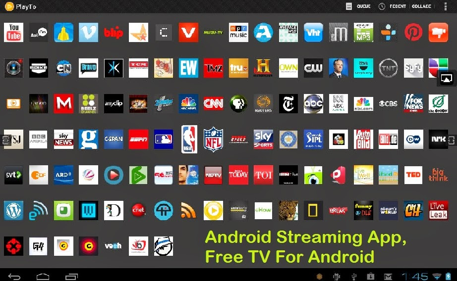 free video streaming: