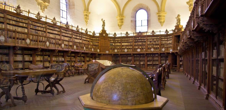 Universidad de Salamanca y Derecho