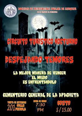 cementerio la apacheta