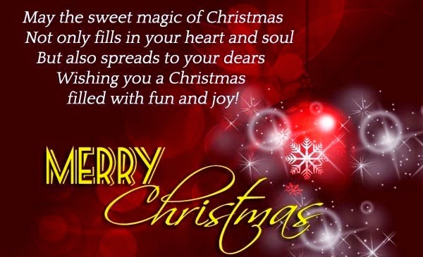 Beautiful Christmas Blessings 2014 - Wallpapers And Pictures