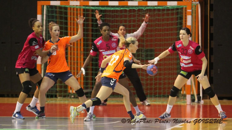 Nikophot handball le cdb sorti de la coupe d 39 europe - Coupe d europe de handball ...