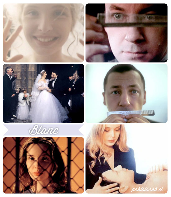 Inspiration, Krzysztof Kieslowski, Trois couleurs: Blanc,Three Colors: White,Pablo Lara H