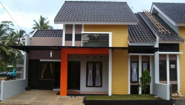 contoh desan rumah minimalis 6