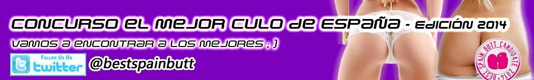 Concurso El Mejor Culo de España  - Edición 2014 - @bestspainbutt