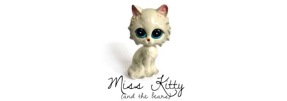 Miss Kitty and the Bears