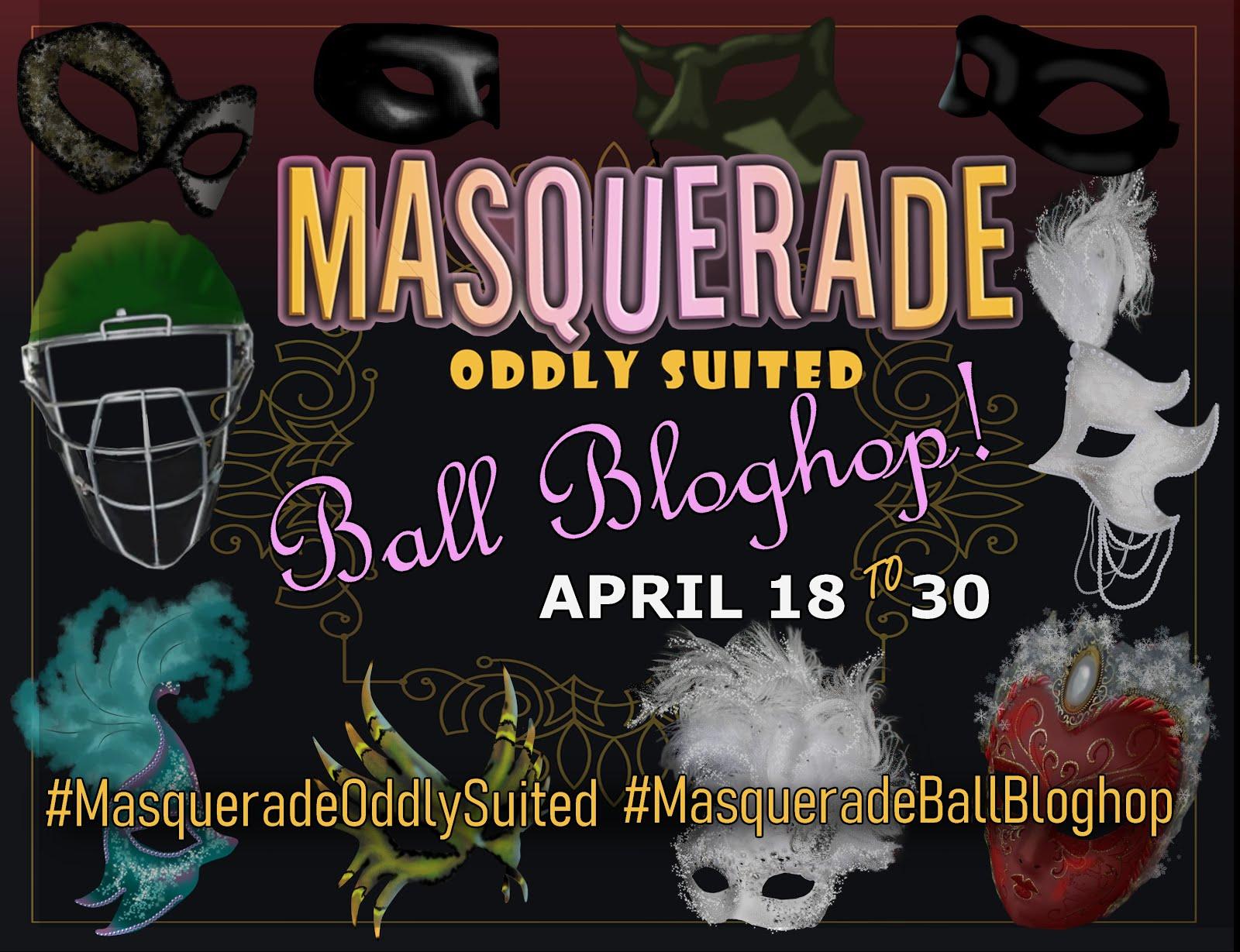 Masquerade Ball Bloghop