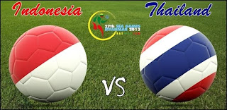 Timnas Indonesia U-23 vs Thailand Sea Games 2013