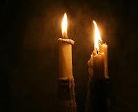 hechizo de velas