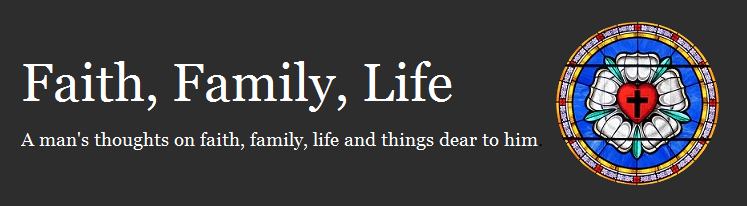 Faith, Family, Life