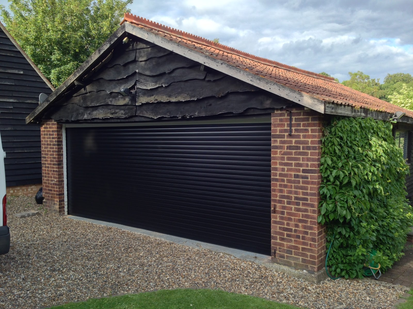 Alcas Garage Doors Garage Doors In Leeds 6 Metre 80mm