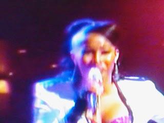 American Idol Kamaria