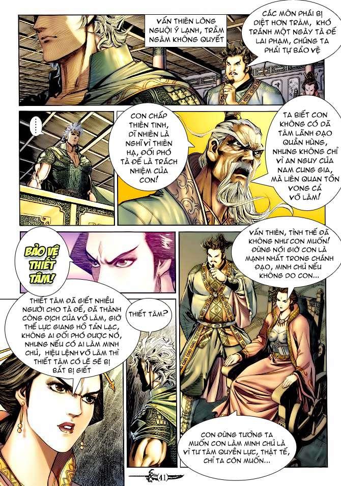 Thần Binh Huyền Kỳ I chap 146 Trang 40 - Mangak.info