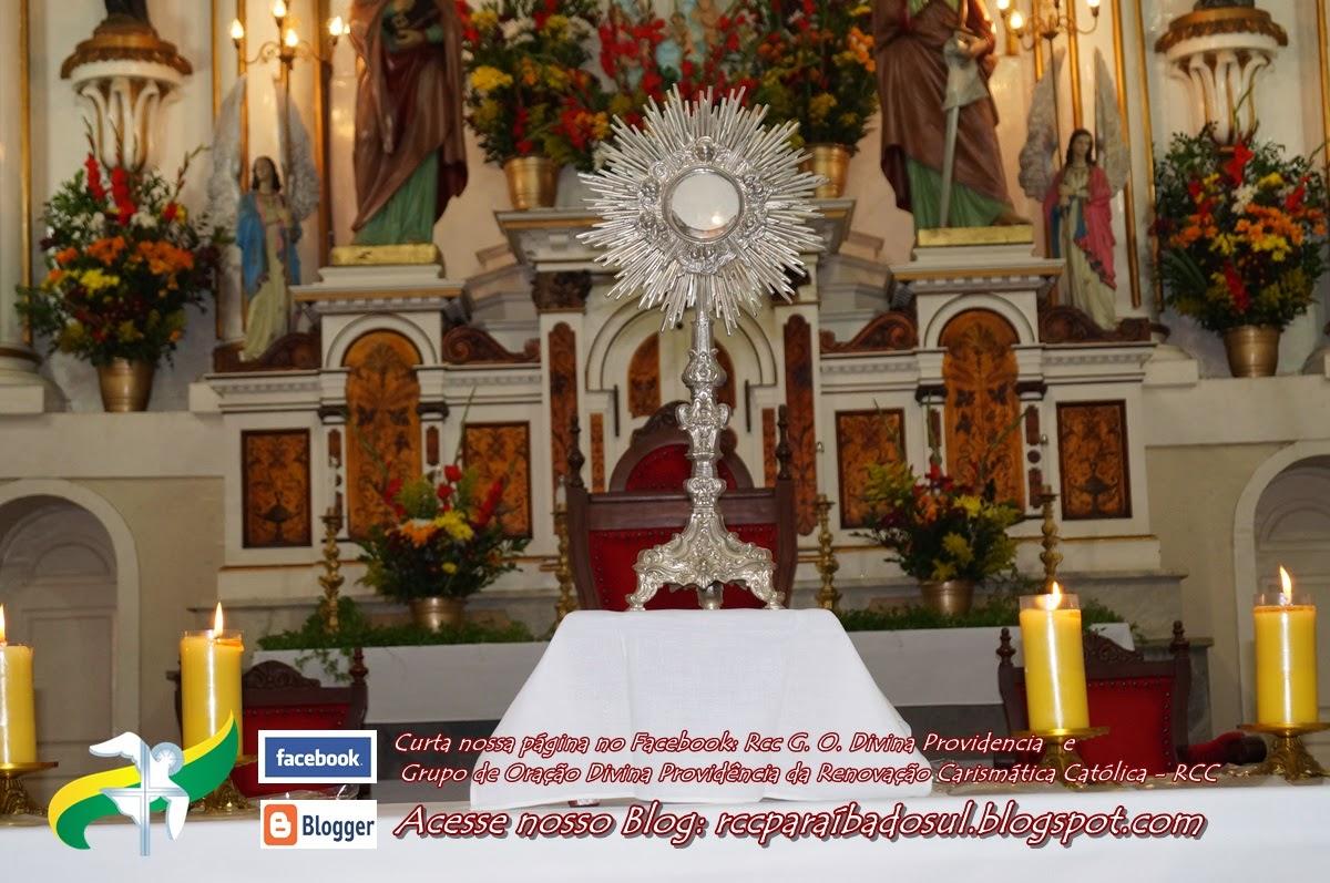 Vigília de Pentecostes 2014