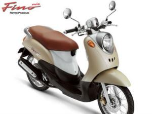 Yamaha Fino 2012